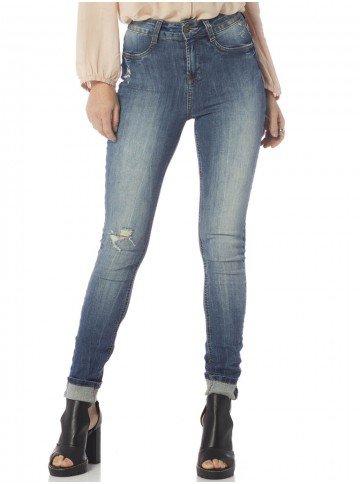 calca feminina skinny frente