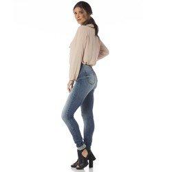 calca feminina skinny lateral desc