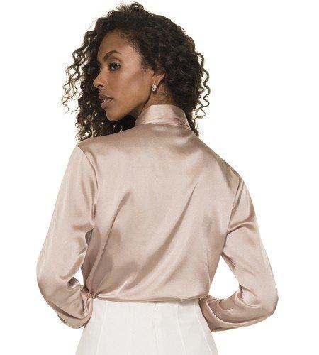 camisa seda feminina karen costas c