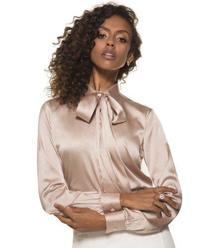 camisa seda feminina karen frente atitude c