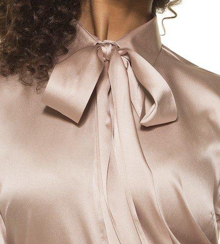 camisa seda feminina karen frente detalhe c