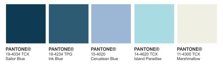 paleta de cores modernita