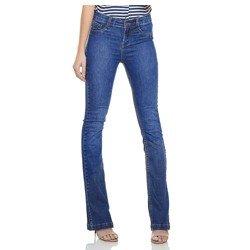 calca boot cut jeans classica dz2442 mini