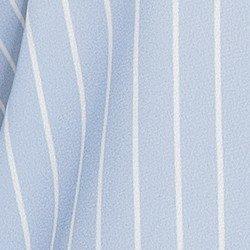 camisa feminina listrada azul branco silvana tecido