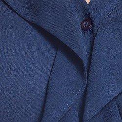 camisa feminina marinho juliana tecido