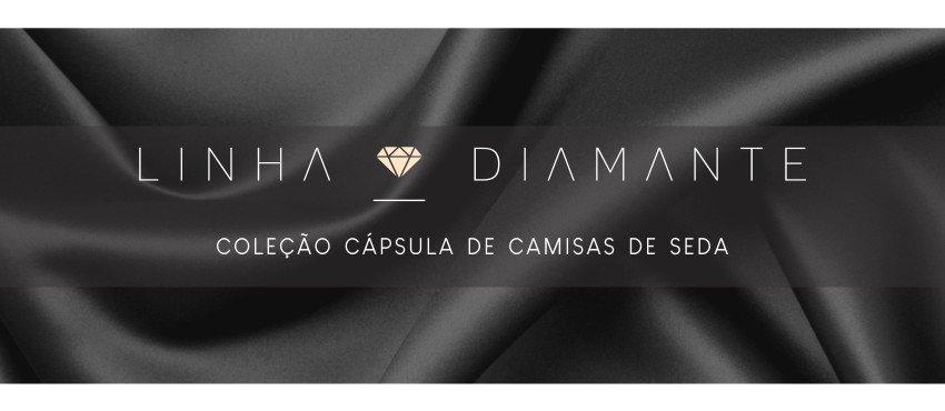 Linha Diamante Principessa | Camisas de Seda