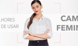 capa blog a melhor forma de usar camisa