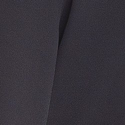 blusa preta decote v principessa ariela tecido