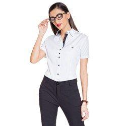 camisa social branca principessa crislaine geral