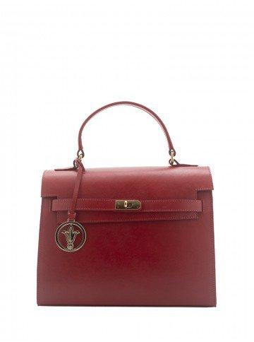 bolsa feminina alexia vermelho frente