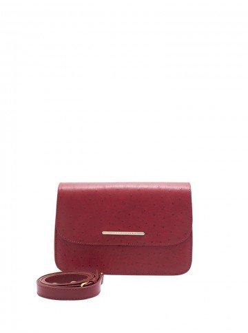 bolsa couro legimito vermelho bella dine leopoldine 1