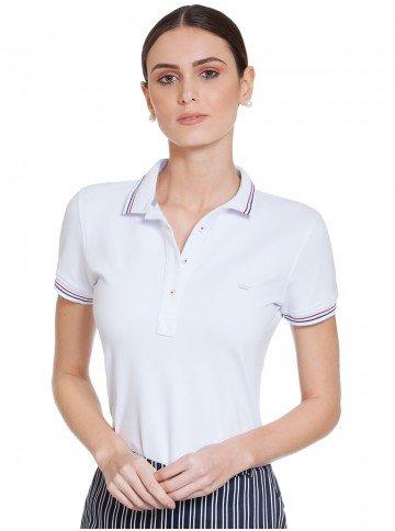4f77b6956b Camisa Polo Feminina - Principessa - Loja Principessa