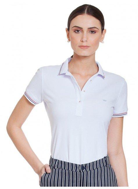 3210cbc136 ... camisa polo branca principessa kerin frente2 ...