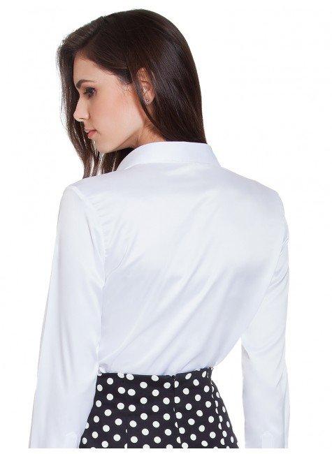 dfbf8e9e52 ... camisa cetim branca principessa aurea costas · camisa social ...