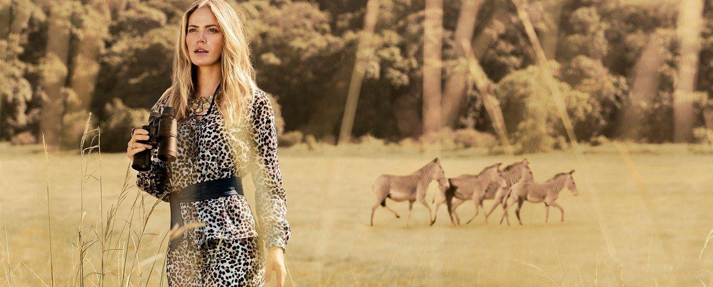 saia animal print leopardo principessa cleide banner