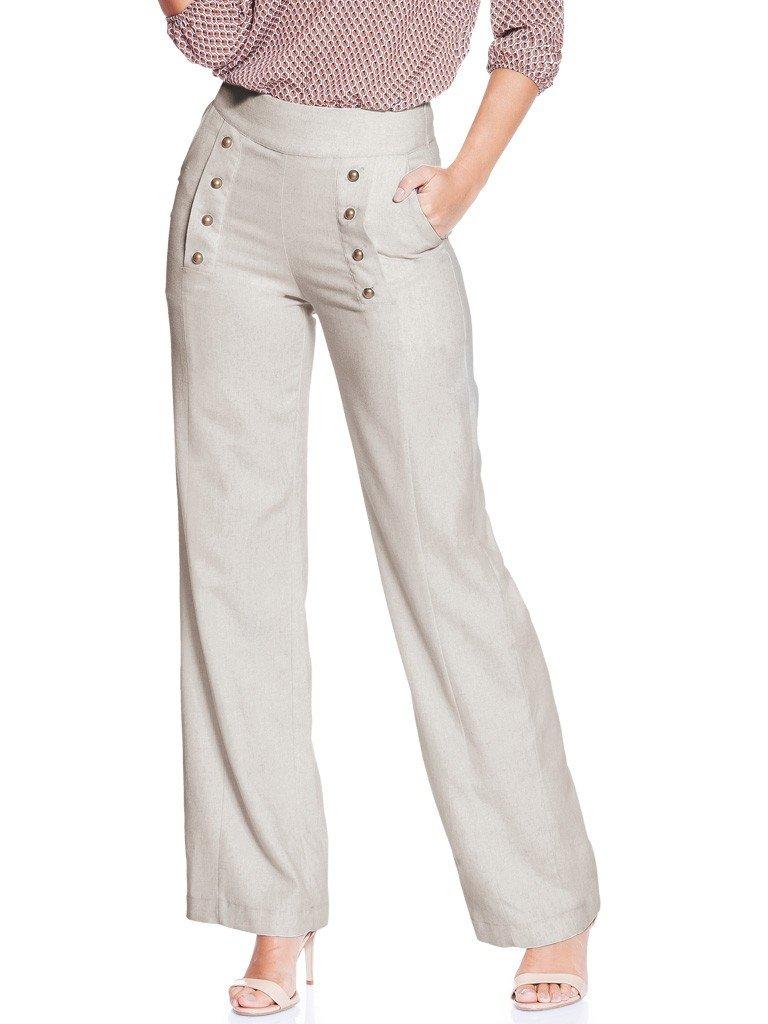 a843303a8 Coisas de crianças: Calça Flare Jeans Preta Denim Zero - DZ2696 ...