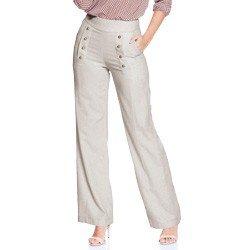 calca pantalona linho principessa neusa geral
