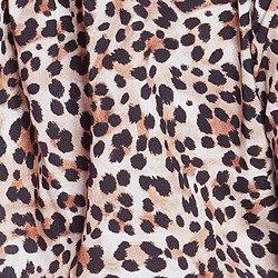 camisa animal print leopardo principessa damiane tecido