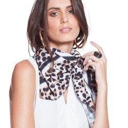 echarpe animal print leopardo geometrica principessa lala