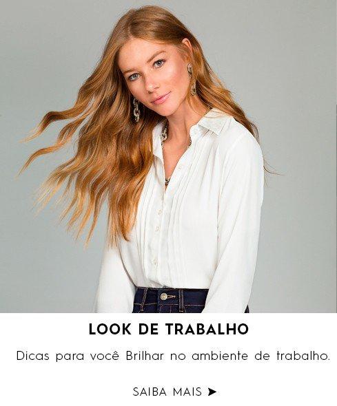 LOOK DE TRABALHO