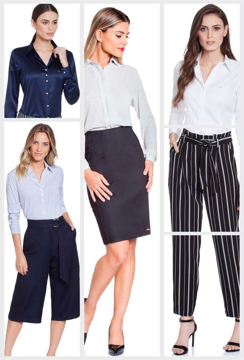 como se vestir para uma reuniao de trabalho