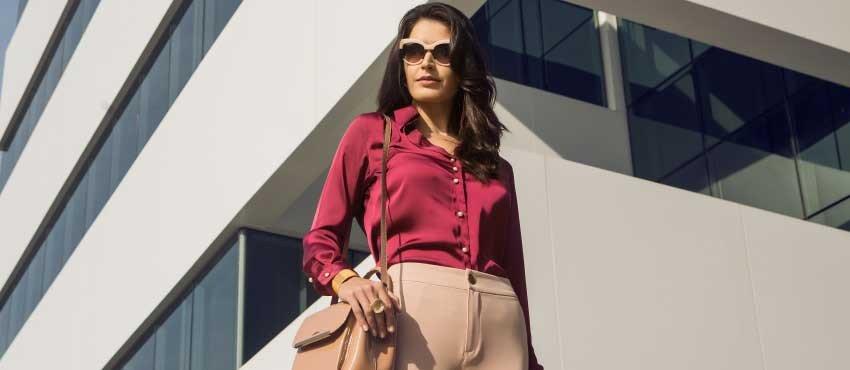0072d3f21f Camisas para mulheres de sucesso - Loja Principessa