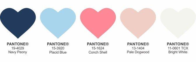 paleta de cores moms collection