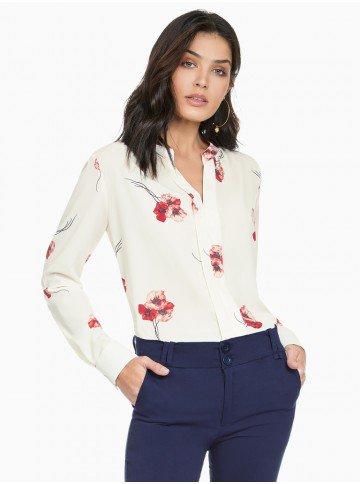 a3148c2c86 blusa off white floral principessa florence frente