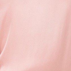 camisa de cetim rose principessa miriam tecido