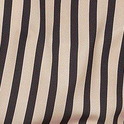 camisa listrada nude e preto rpincipessa olana tecido