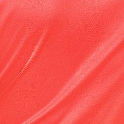 blusa feminina de cetim laranja principessa jenifer tecido