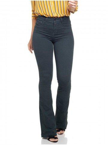 calca jeans jade flare denim zero dz 2516 12 frente