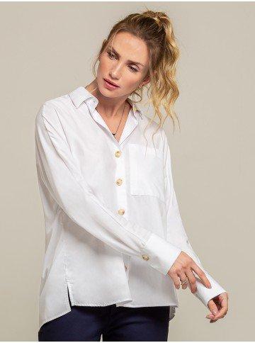 camisa modelo t branca ella frente2
