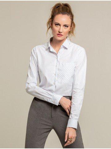 camisa listrada bolso gleice frente2