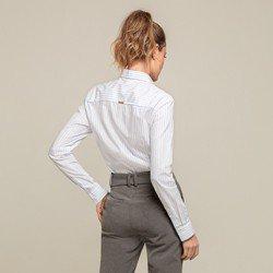 camisa listrada bolso gleice modelagem