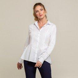 camisa peplum branca sienna geral