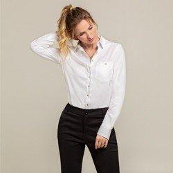 camisa oxford branca nancy geral
