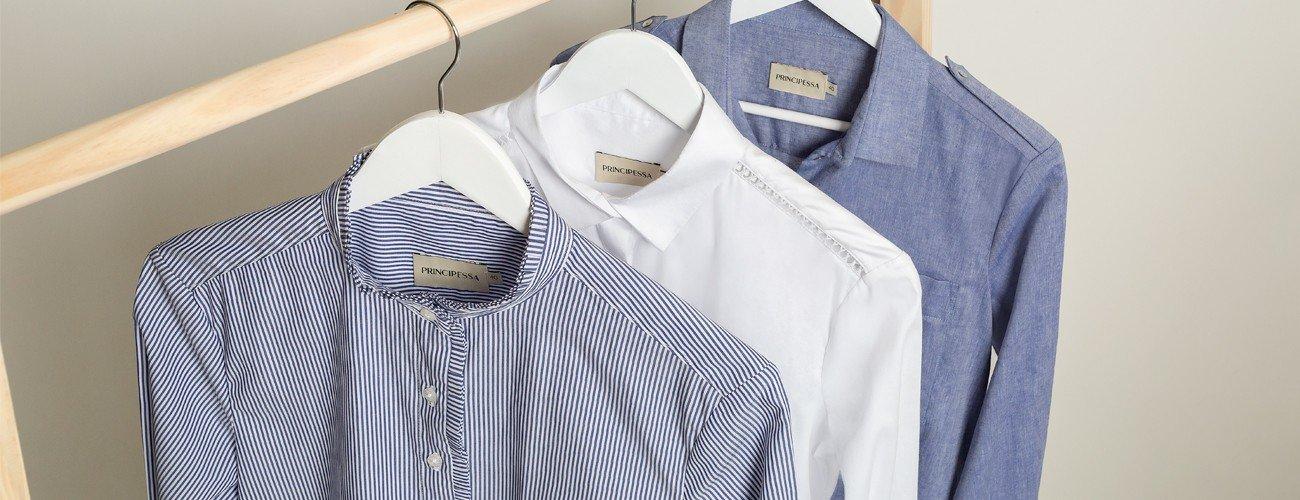 camisa listrada drapeados larissa still