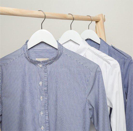 Cuidados ao lavar sua camisa