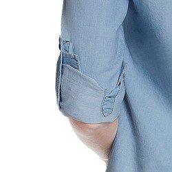 blusa jeans azul desiree martingale