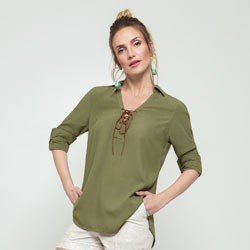 bata verde militar amarracao melissa modelagem