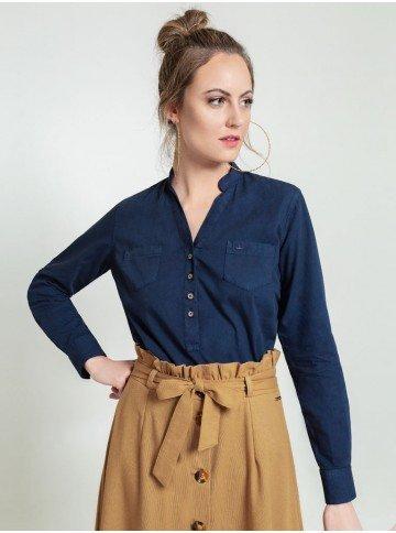 blusa azul marinho april frente2