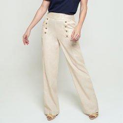 calca pantalona linho neusa geral