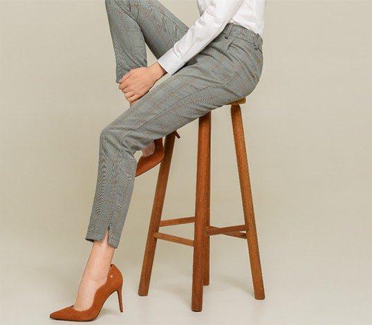 5 modelos de calças
