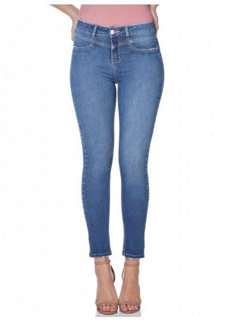 calca jeans cigarrete dz3152 frente