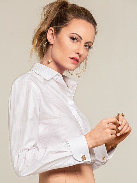 Camisa Branca Isabela