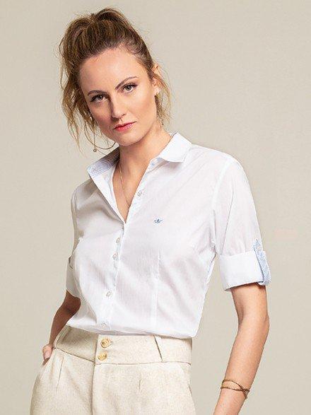 Camisa Branca Julie