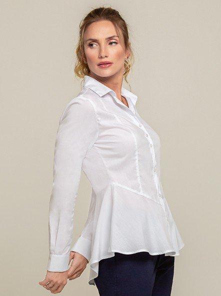 Camisa Branca Sienna