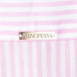 camisa listrada rosa mery detalhes