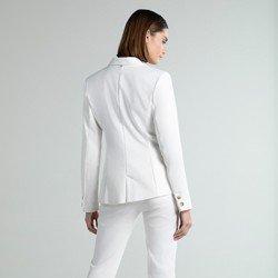 blazer off white kora modelagem